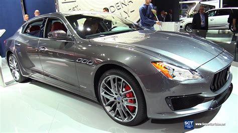 Maserati Quattroporte Sq4 by 2017 Maserati Quattroporte Sq4 Exterior And Interior