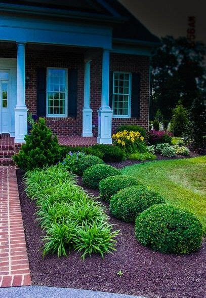 Garden Shrubs Ideas 1110 Best Images About Front Yard Landscaping Ideas On Landscaping Small Front Yard