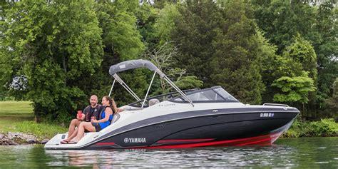 jet ski boat swim platform yamaha boats 212 limited 2018 red black swim platform