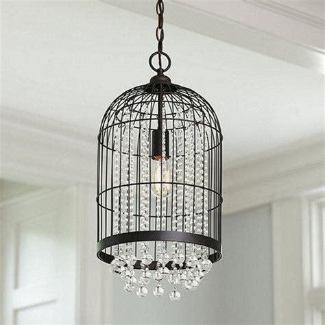 vintage birdcage chandelier small chandeliers restoration hardware