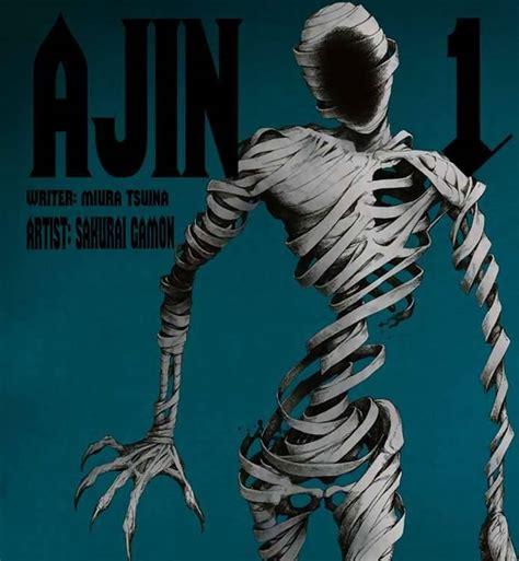 Ajin Demi Human Clear File Ver 03 demi human ajin the niche