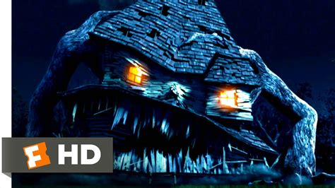 monster house com monster house 8 10 movie clip the house is alive