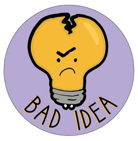 bad idee engage in a business conversation leave the product