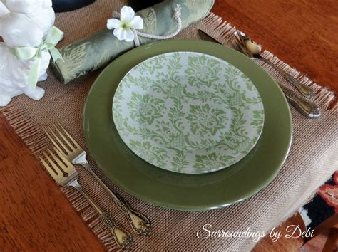 How To Decoupage Plates - how to decoupage glass plates with fabric