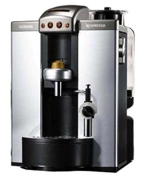 Cool Espresso Cups Nespresso Siemens Tk70 Coffee Machine Espresso Club