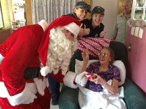 christmas nursing home it s beginning to look a lot like queensland news