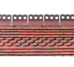 decorative tile roofing roofing tiles clay roofing tiles exporter from rajkot