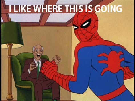 Retro Spiderman Meme - spiderman meme in general talk forum