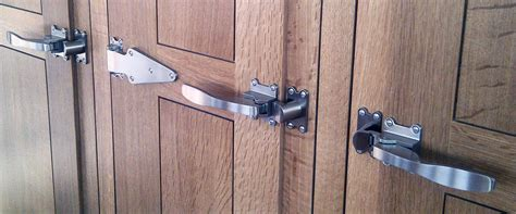 Kitchen Ideas traditional latch ice box hardware