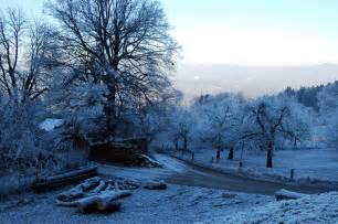 imagenes de paisajes invernales paisajes frios