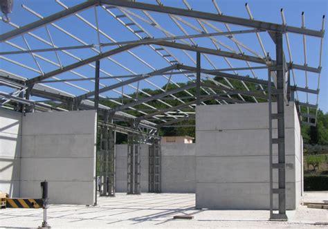 prefabbricati per capannoni industriali nigrelli pannelli prefabbricati capannoni pannelli