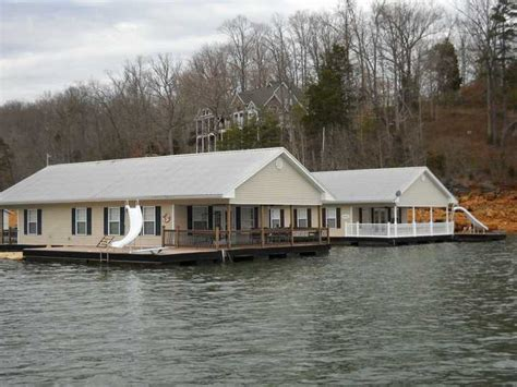 Floating Cabins In Tennessee by Floating Norris Lake