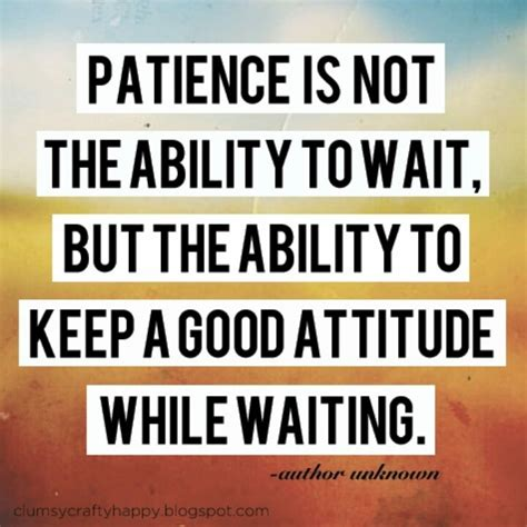 Patience Quotes Patience 4 Balance