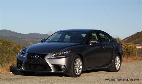 lexus 2014 is 250 2014 lexus is 250 exterior the truth about cars