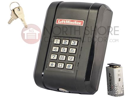 Liftmaster Garage Door Opener Keypad Liftmaster Kpw5 Security 2 0 Garage Door Opener Keypad