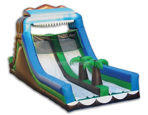 buy water slide bounce house bouncerland commercial inflatable water slide 2016