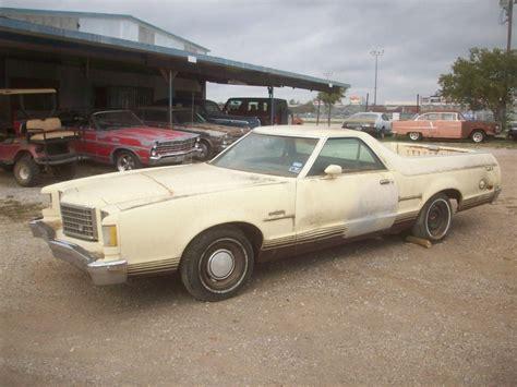 ford ranchero parts 1977 ford ranchero parts car