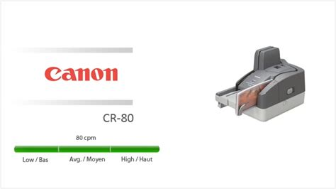 scan check canon cr 80 check scanner check scanner document