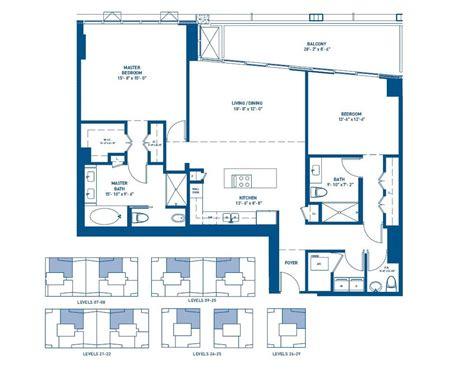18 harbour street floor plans 100 18 harbour street floor plans brickell ten