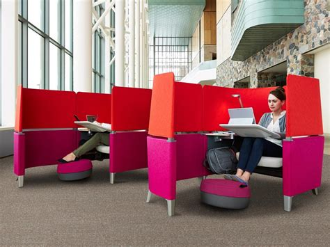 School Of Upholstery by A Steelcase Brody Work Lounge Like Business Class Seating