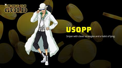 One Styling Gold 1 Usopp one gold funimation