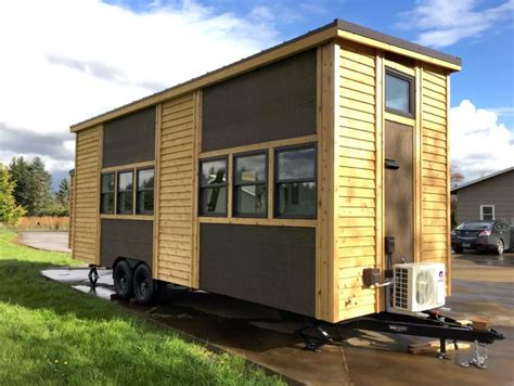 building a tiny house welcome to my future home youtube the 60k tiny house of the future can be controlled with a