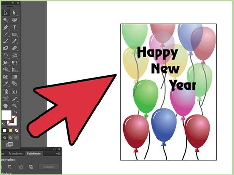 steps to make greeting cards how to make a greeting card in adobe illustrator 12 steps