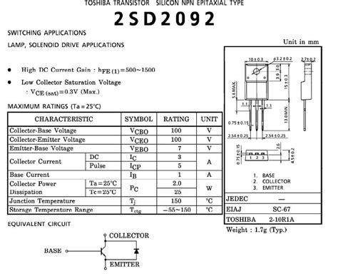 transistor horisontal d5023 solucionado transistor 10nm60n reemplazo yoreparo 28 images solucionado no hallo el