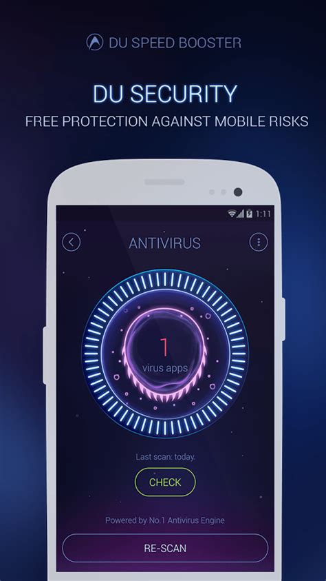 android speed booster du speed booster cleaner para android