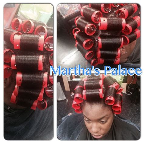 roller set perfect hair pinterest roller set the perfect roller set done at martha s palace in memphis