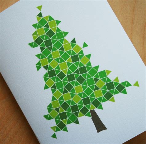 christmas tree tessellation pattern pin by sarah payne on project heaven pinterest