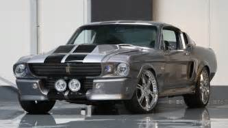 1967 Ford Mustang Eleanor 1967 Ford Mustang Shelby Gt500 Eleanor Tuning In 2009 By