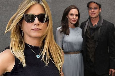 Drama For Jen Aniston Without Brangelina by Aniston Is Sick Of Being Dragged Into Brad Pitt