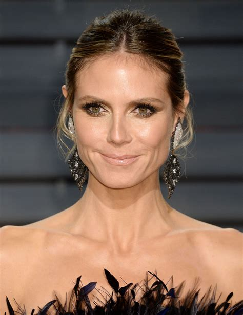 Photos Of Heidi Klum by Heidi Klum At Vanity Fair Oscar 2017 In Los Angeles