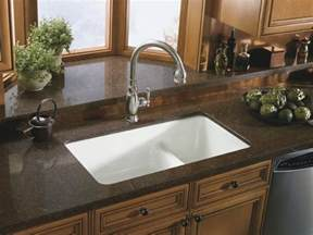 Undermount Bathroom Sinks For Granite Countertops Furniture Granite Countertop With Sink Combination
