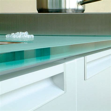 Solid Glass Countertops by Solid Glass Kitchen Worktop Bottle Green Http