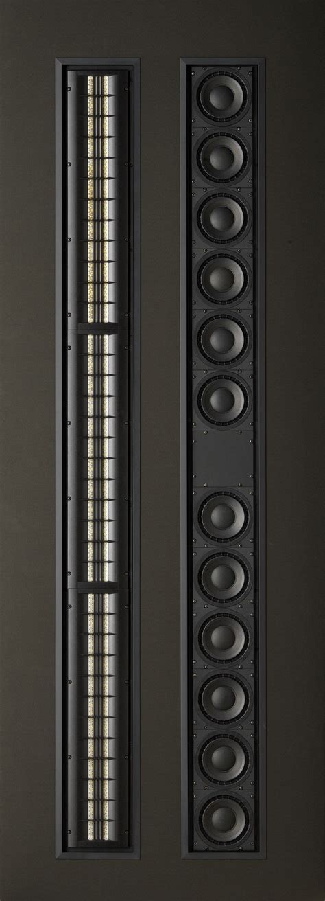 Speaker Wisdom 17 best images about line array speakers on diy speakers coolest gadgets and columns
