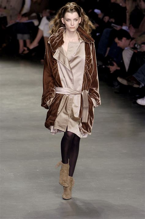Martine Sitbon Returns To Fashion by Martine Sitbon At Fashion Week Fall 2004 Livingly