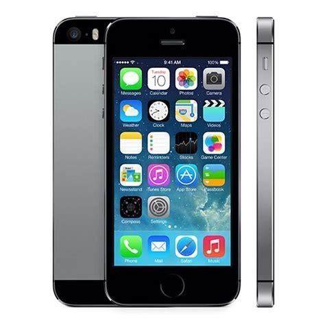 Iphone 5 5s Diskon Diskon 1 iphone 5s 16 go gris sid 233 ral d 233 bloqu 233 reconditionn 233 back market