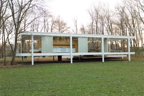 Build House Plans by File Farnsworth House By Mies Van Der Rohe Exterior 5