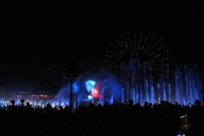 world of color dining package review carthay circle restaurant s world of color dining