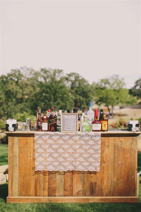 outdoor cocktail ideas outdoor cocktail bar wedding ideas 100 layer cake