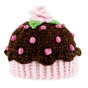 Knitted Cupcakes Seriously by Best 20 Crochet Cupcake Hat Ideas On