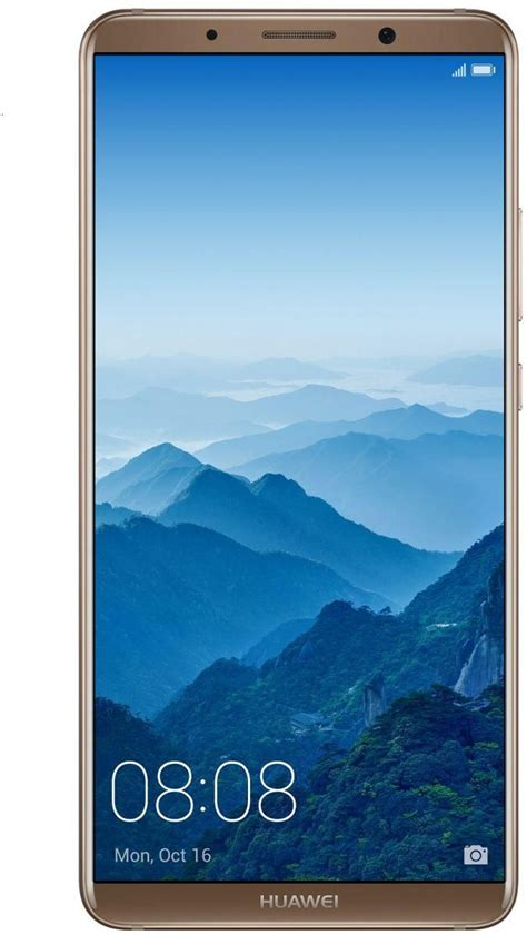 Ready Stock Huawei Mate 10 Pro 128gb Mocha Brown Garansi Resmi 1 Tahu سعر ومواصفات huawei mate 10 pro dual sim 128gb 6gb ram