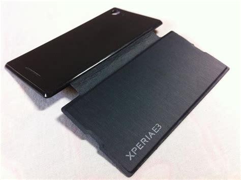 C800 Flip Cover Sony Experia E3 sony xperia e3 d2203 d2202 e3 dual d2212 leather folio