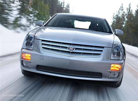 how can i learn about cars 2004 cadillac srx free book repair manuals cadillac sts specs 2004 2005 2006 2007 autoevolution