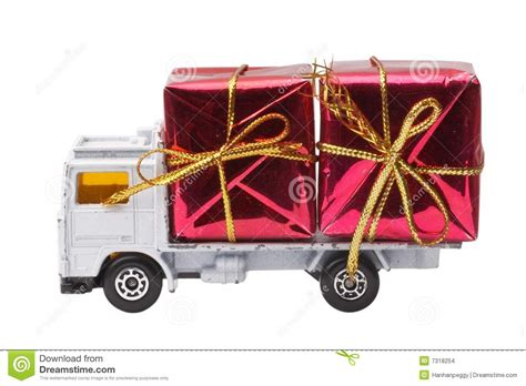 delivery gifts delivery gift stock images image 7318254
