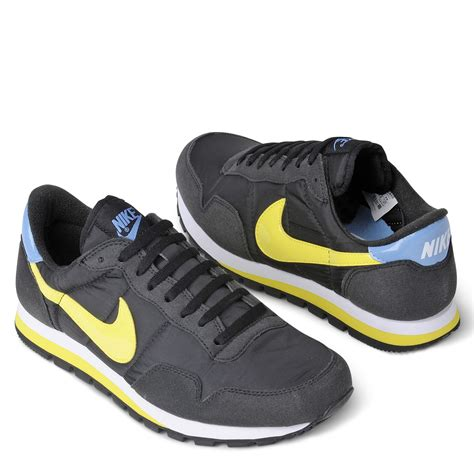 nike plus shoes nike metro plus retro running shoes in gray for grey