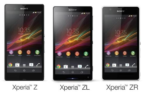 Baterai Xperia Zr sony xperia zr zl dan z support dukung android 4 4