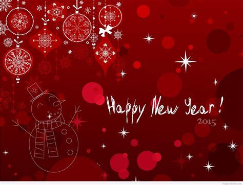 wallpaper bergerak happy new year 2015 happy new year 2015 red wallpaper 10333 wallpaper